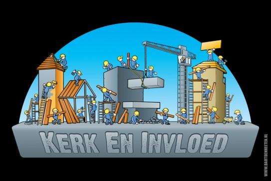 Logo KEI - Kerk en Invloed