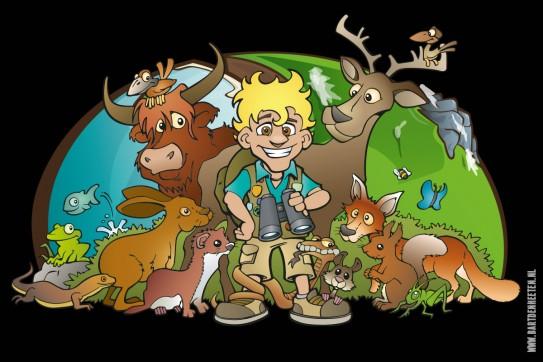 Logo Perfect Earth Animals