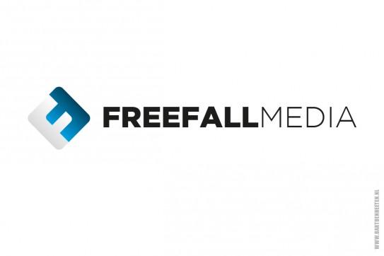 Logo Freefall Media - 2019